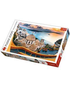 Trefl Puzzle Slagalica Fairytale Santorini 1000 kom