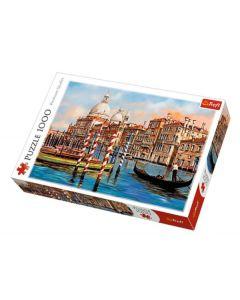 Trefl Puzzle Slagalica Venice Canal Grande 1000 kom