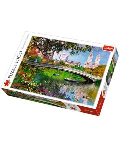 Trefl Puzzle Slagalica Central Park New York 1000 kom