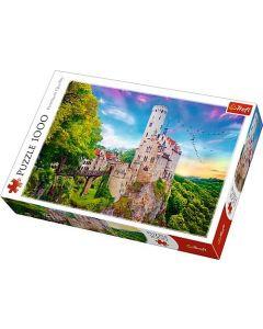 Trefl Puzzle Slagalica Lichtenstein Castle Germany 1000 kom