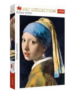 Trefl Puzzle Slagalica Girl with a pearl earring 1000 kom