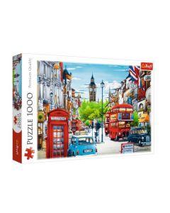Trefl Puzzle Slagalica London street 1000 kom