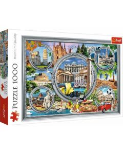Trefl Puzzle Slagalica Italian holiday 1000 kom