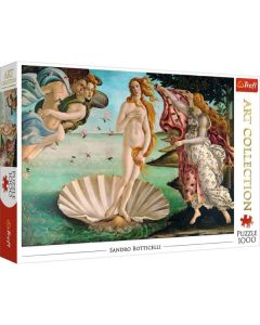 Trefl Puzzle Slagalica The Birth of Venus 1000 kom