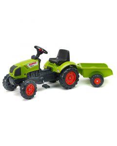 Traktor na pedale  Claas sa prikolicom 2040 A