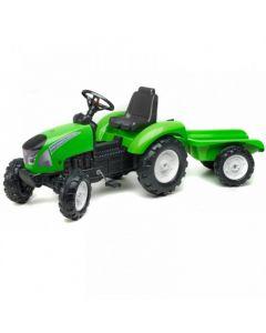 Falk Traktor na pedale Garden Master Zeleni