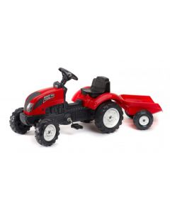 Traktor na pedale Garden Master crveni (2058j)