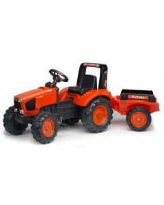 Traktor na pedale Kubota