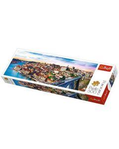 Trefl Puzzle Slagalica Panorama Porto Portugal 500 kom
