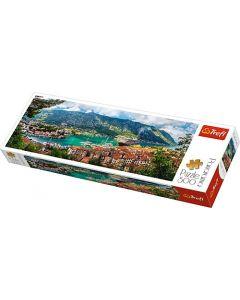 Trefl Puzzle Slagalica Panorama Kotor 500 kom