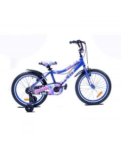 "4Kids Bicikl dečiji Puzzle girl 20"""
