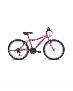 MTB ADRIA STINGER 24/18HT pink-ljubičasta