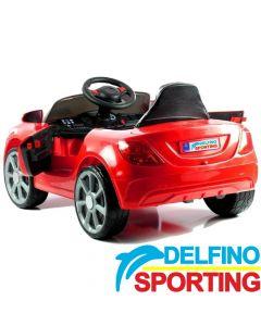 Auto na akumulator Delfino Sporting MB Crveni