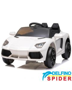 Auto na akumulator Delfino Spider Beli