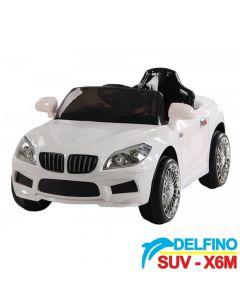 Auto na akumulator Delfino SUV-X6M Beli