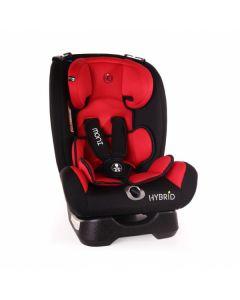 Auto sedište Cangaroo Hybrid Red 0-36kg