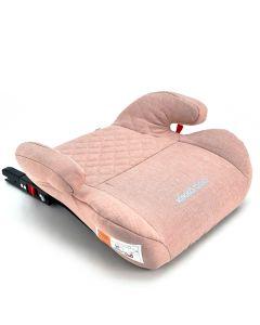 Kikka Boo Autosedište 2-3 (15-36 kg) GROOVY ISOFIX pink