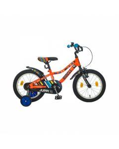 Bicikl Boost Juppi Boy 16 orange