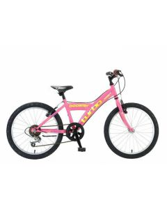 BICIKL BOOSTER TURBO 20 GIRL pink