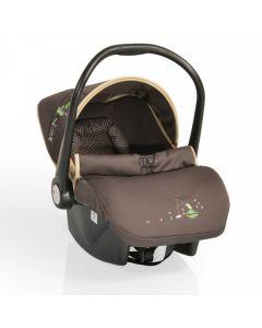 Cangaroo Auto sedište za bebe Baby Travel Brown 0-13kg