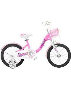 BICIKL CHIPMUNK MM 16 pink