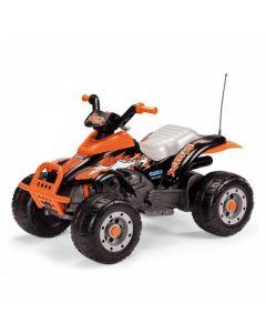 Corral T-Rex Nero Arancio