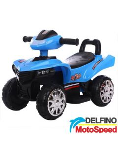 Motor na akumulator Delfino MotoSpeed Plavi