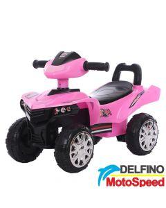 Motor na akumulator Delfino MotoSpeed Pink
