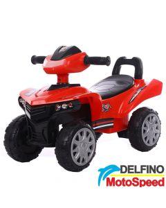 Motor na akumulator Delfino MotoSpeed Crveni