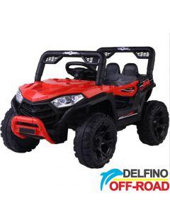 Quad na akumulator Delfino Off-Road 5588 Crveni