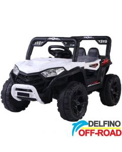 Quad na akumulator Delfino Off-Road 5588 Beli