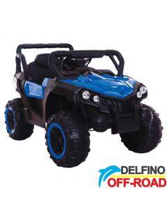 Quad na akumulator Delfino Off-Road 900 Plavi