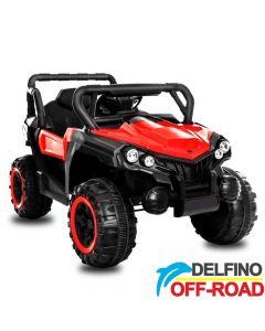 Quad na akumulator Delfino Off-Road 900 Crveni