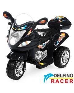Motor na akumulator Delfino Racer Crni