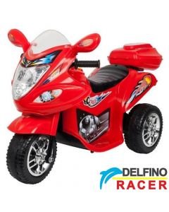 Motor na akumulator Delfino Racer Crveni