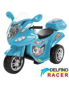 Motor na akumulator Delfino Racer Plavi