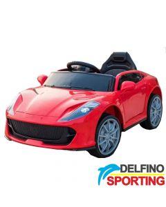 Auto na akumulator Delfino Sporting 912 Crveni