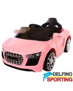 Auto na akumulator Delfino Sporting Mini 5688 Pink