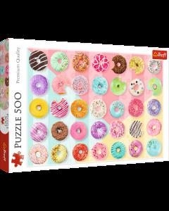 Trefl Puzzla Slagalica Doughnuts