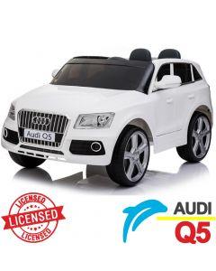 Džip na akumulator Audi Q5 - Licencirani model beli