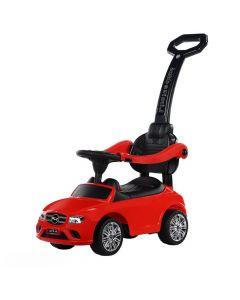 Auto guralica za decu crvena