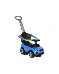 GURALICA RIDE-ON AUTO OFF ROAD+HANDLE BLUE