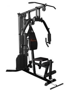 HOME GYM HG1044X CAPRIOLO BLACK 2010