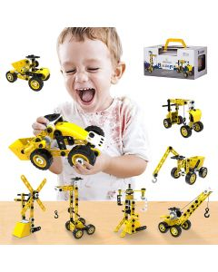 Hoogar Kids Igračka Building Blocks Građevinski set 8u1 J-7755