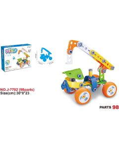 Hoogar Kids Igračka Building Blocks Kran J-7702