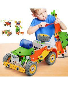 Hoogar Kids Igračka Building Blocks Set 5u1 J-7741