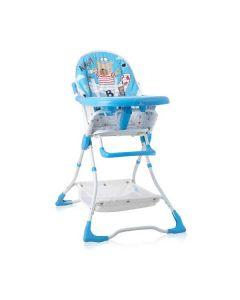 Hranilica za bebe Lorelli Bonbon plava