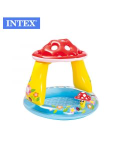 Intex bazen za decu sa tendom Pečurka