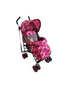 Kišobran kolica Siena Pink