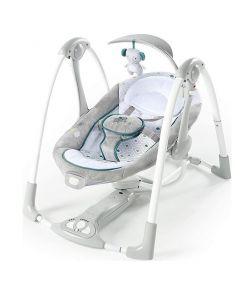 KIDS II INGENUITY LJULJASKA CONVERTME SWING-2-SEAT - NASH